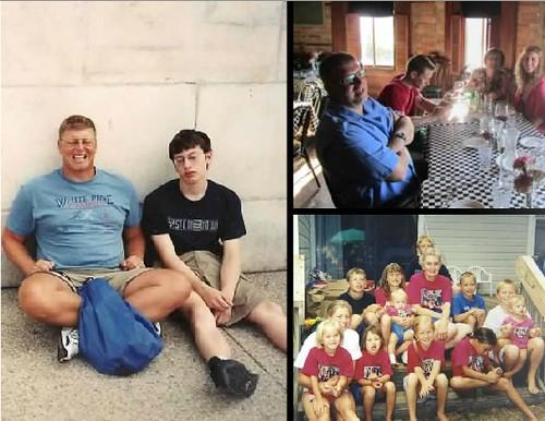 11 types of family photos: the Not Ready