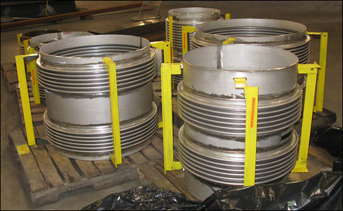 Universal Expansion Joints Designed for Bioenergy