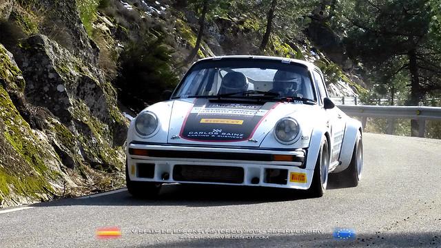 V Rally de España Histórico - Carlos Sainz
