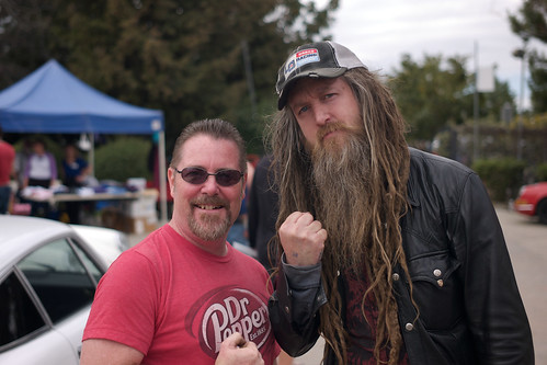 john benton and magnus walker