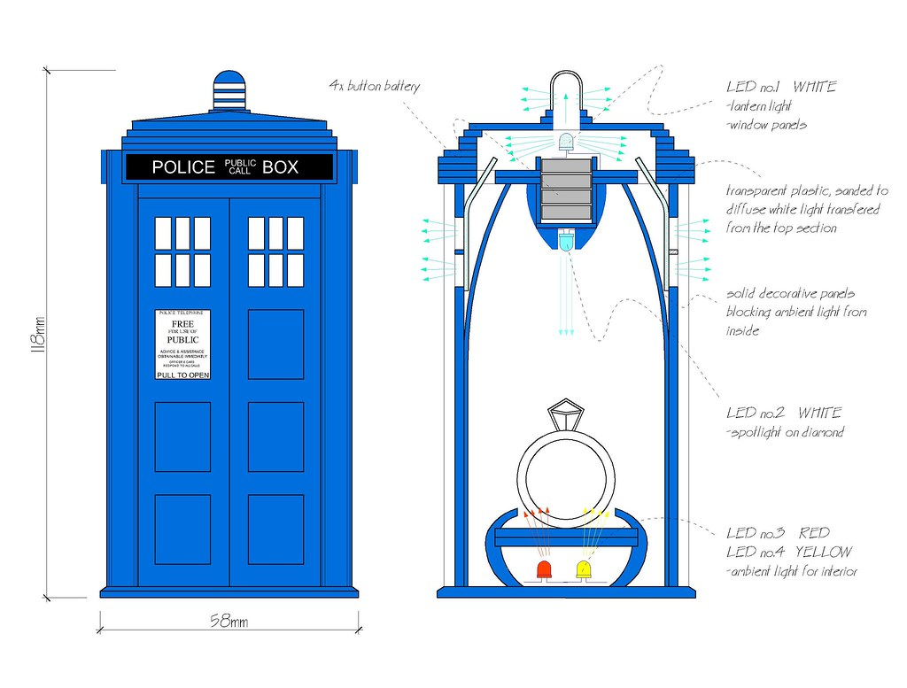 themodelmaker-TARDIS