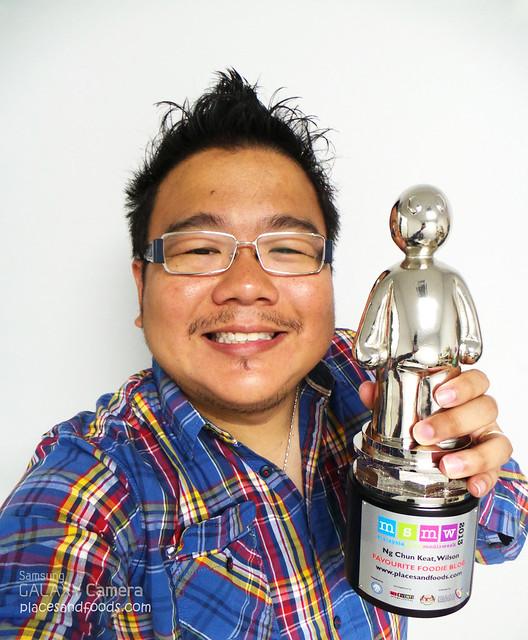 msmw 2013 food blog award