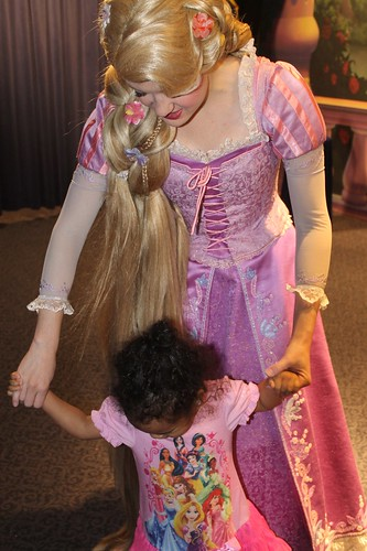 Lola and Rapunzel