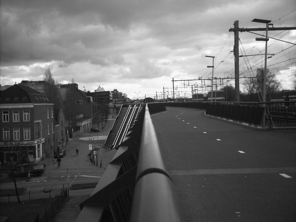 SEO Nijmegen Verlengde Spoorbrug en Fietbrug Hezelpoort Nijmegen