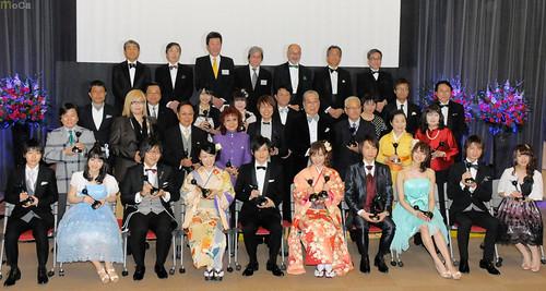 130302 - 『第七回聲優獎[Seiyu Awards]』頒獎典禮圓滿落幕!「梶裕貴、阿澄佳奈」獲選最佳男女主角!