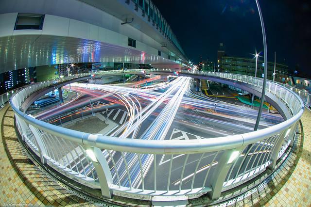 円形歩道橋 #11