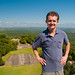 me at xunantunich by Sam Scholes