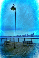 A Blue View of Seattle