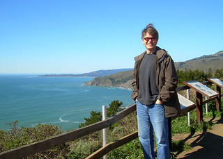 Jason at Muir Beach, California
