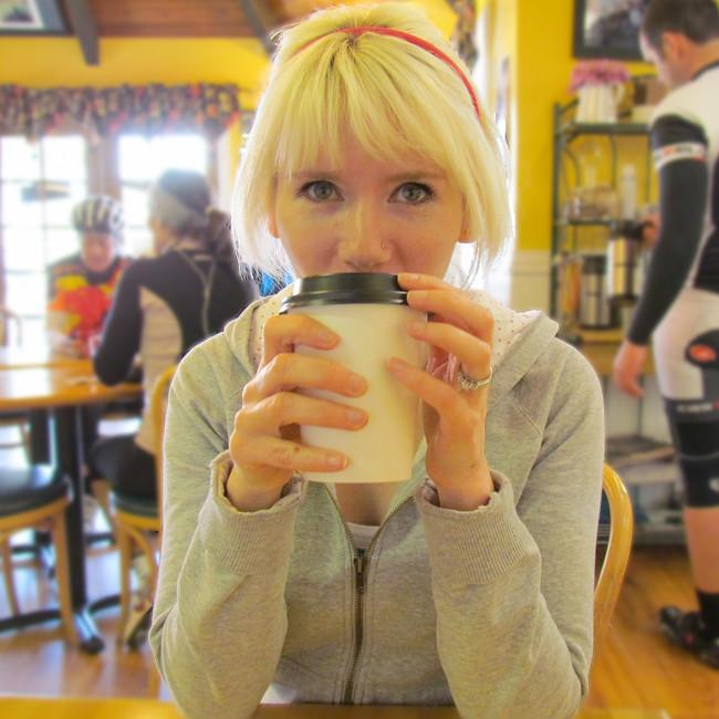 Me w-Coffee