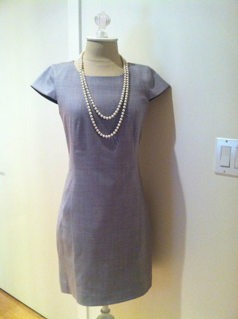 Theory Rikae sheath dress, sz 0