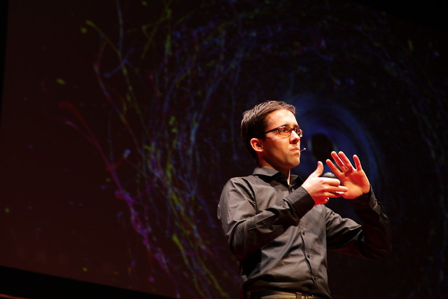 Fabian Oefner TEDx Warwick 2013 #TEDxWarwick