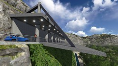 明隧道4公路總局計畫蓋的4座明隧道。(圖片來源:公路總局第四養工處簡報)