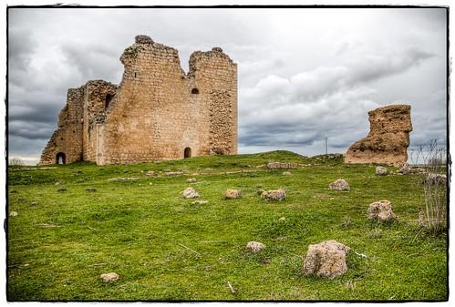 Castillo de Villagarcía de Campos, Valladolid