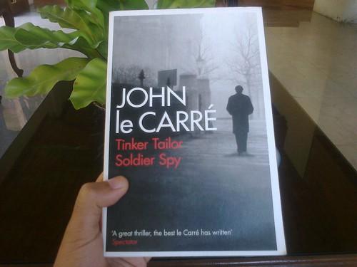 John LeCarré's Tinker Tailor Soldier Spy