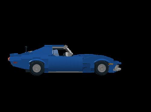 Corvette C3 roof