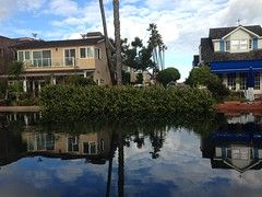 King Tides Hit Newport Beach