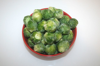 05 - Zutat Rosenkohl / Ingredient brussels sprouts