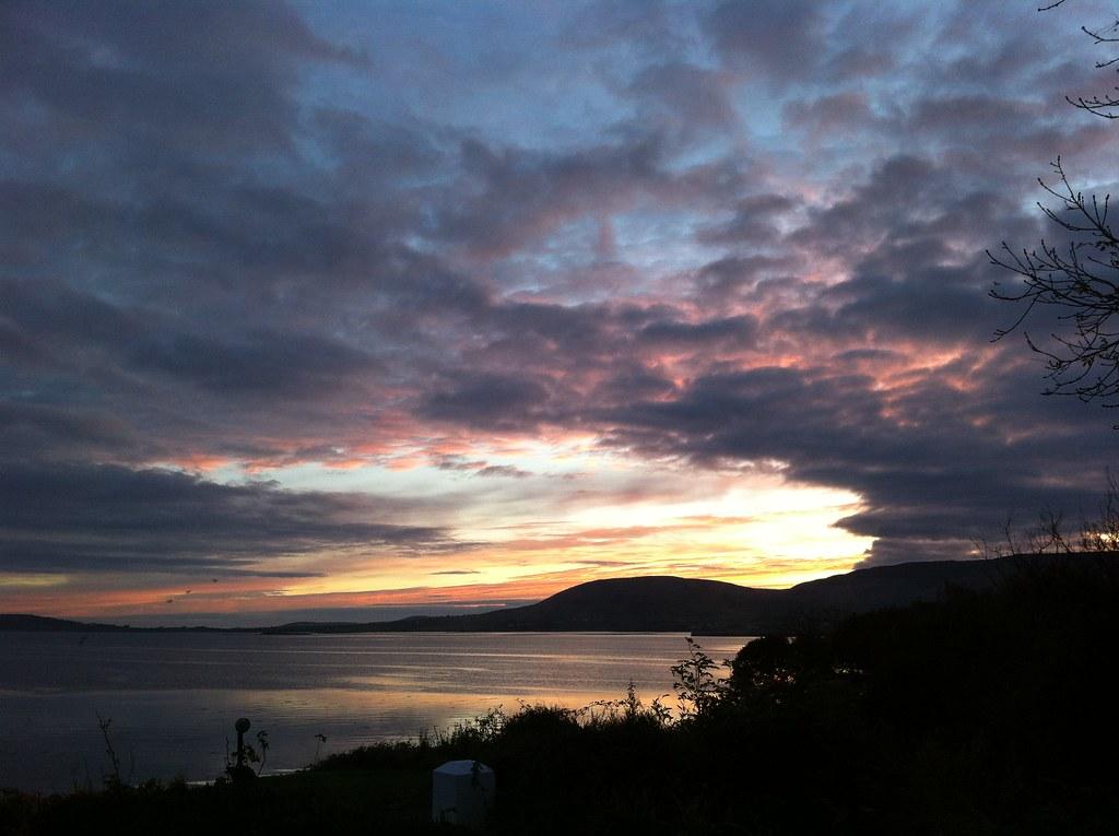 Sunrise at Cottage