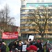 Save Lewisham Hospital: Campaigners in Ladywell Fields