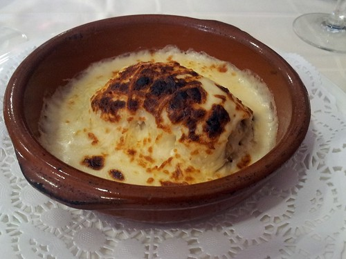 Burgos | Maridaje's | Lasaña con Boletus