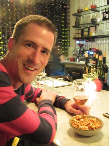 Dinner at Tar and Roses, Santa Monica