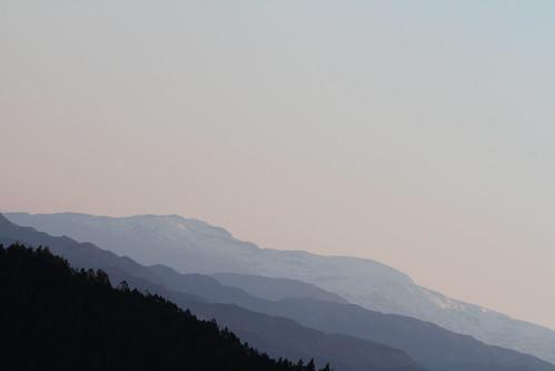 mountain mountains norway sunrise rogaland haugesund steinsfjellet haugalandet haugaland