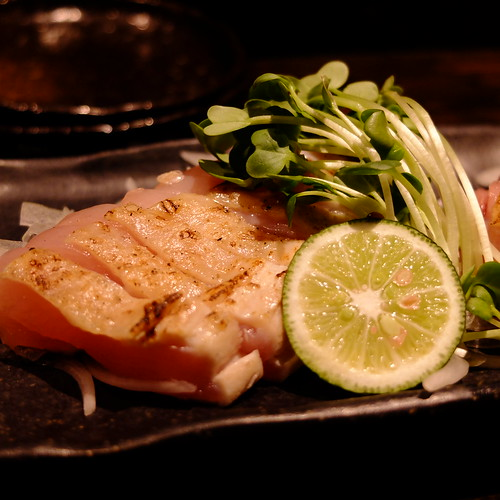 Sashimi-Chicken