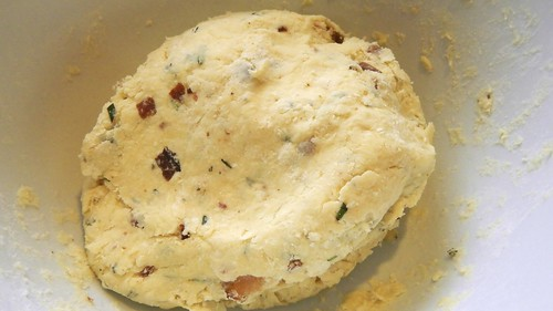 Bacon Cheese Rosemary Scones 16