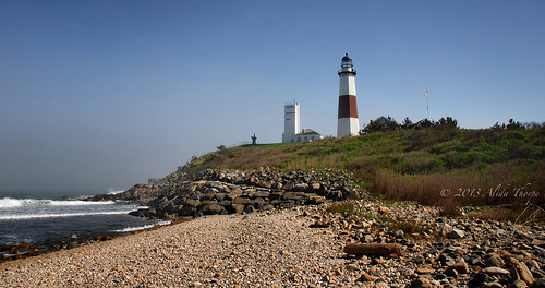 montauk lighthouse by Alida's Photos