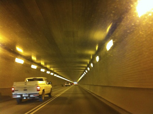 Mount Washington Tunnel, Pittsburgh
