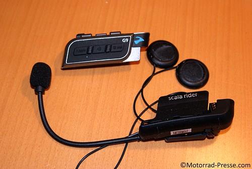 Lautsprecher Cardo G9