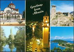 Albania Postcards