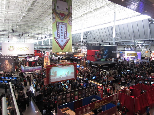 PAX East 2013: Day 1