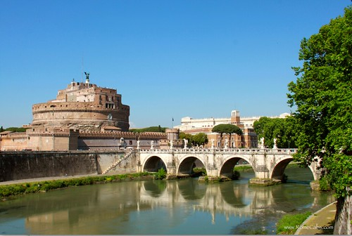 Castle Sant'Angelo (Rome, Italy)