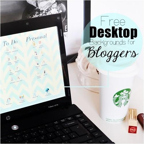 blogger_desktop_organiser