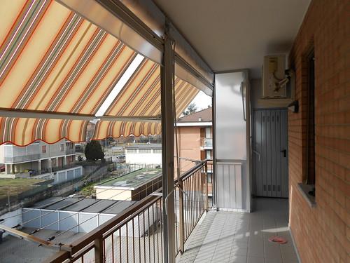 Tende Veranda Torino : Tende da sole a torino m f chiusura completa di