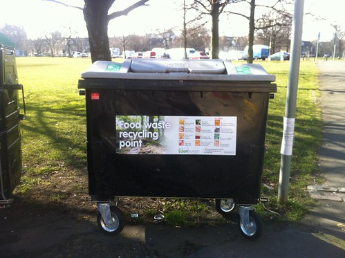 Food Waste Recycling Bin