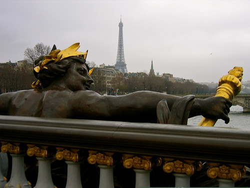 Liberty Eiffel: Paris, France