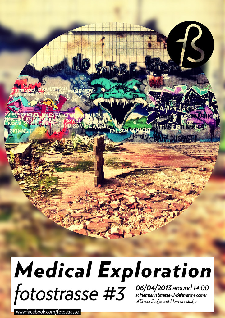Fotostrasse #3 - Medical Exploration