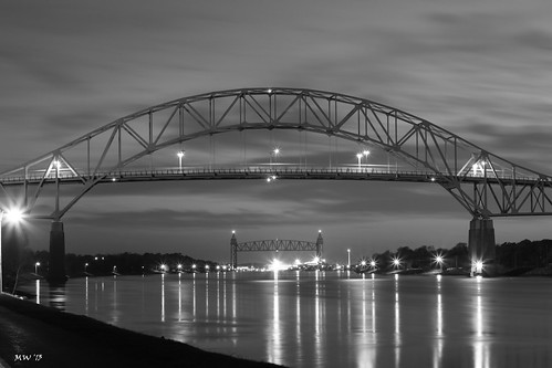 Cape Cod Canal by Whale24