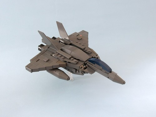 Fighter prototype
