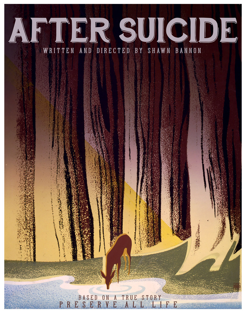 After Suicide Poster