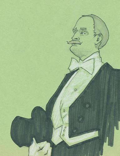 Dr. Sketchy's: Gentlemen