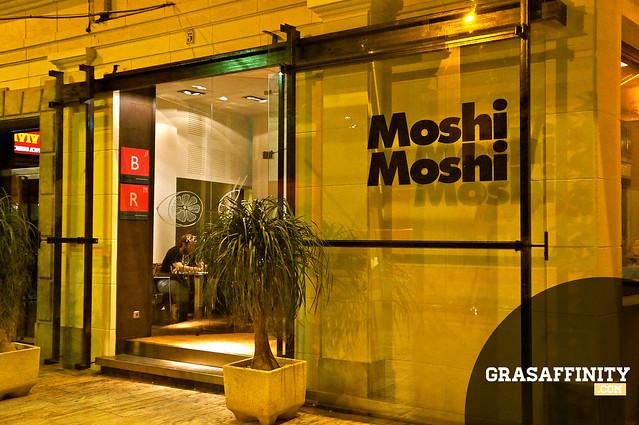 Moshi Moshi Murcia // Grasaffinity