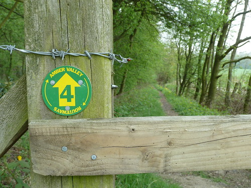 An 8th walk based on Cromford Canal ...