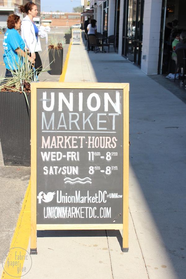 Union Market DC 1