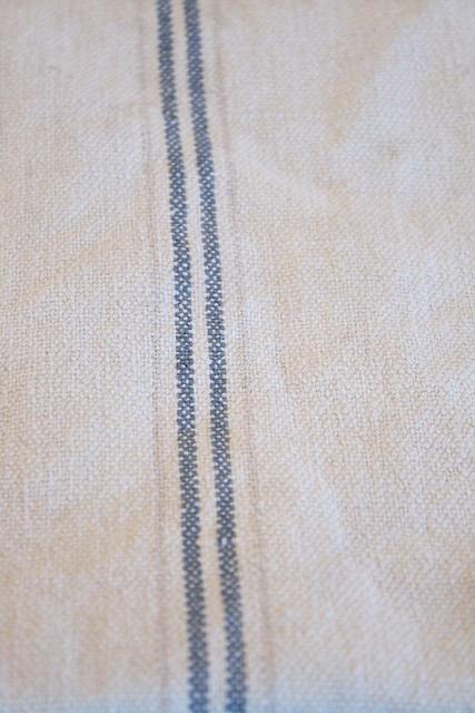 vintage antique grain sack