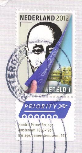 Netherland Postage Stamp
