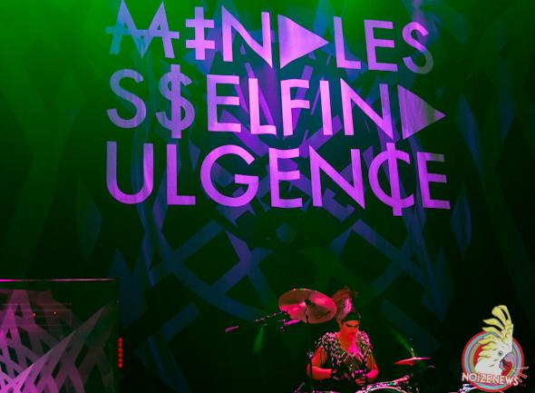 Mindless Self Indulgence in Detroit